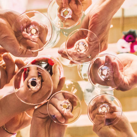 Feiern im Hirsch